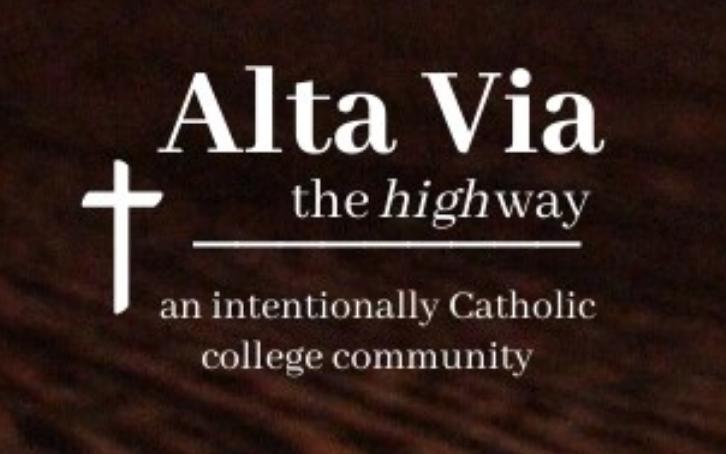 University+Announces+Catholic+Student+Community+%E2%80%9CAlta+Via%E2%80%9D