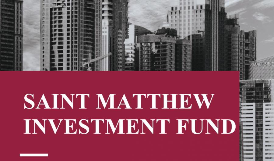 Investment Club Enjoys Success with Saint Matthew Fund