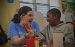 "Students ""Become That Someone"" on Spring Break Mission Trips to Florida, Ecuador and the Bahamas"