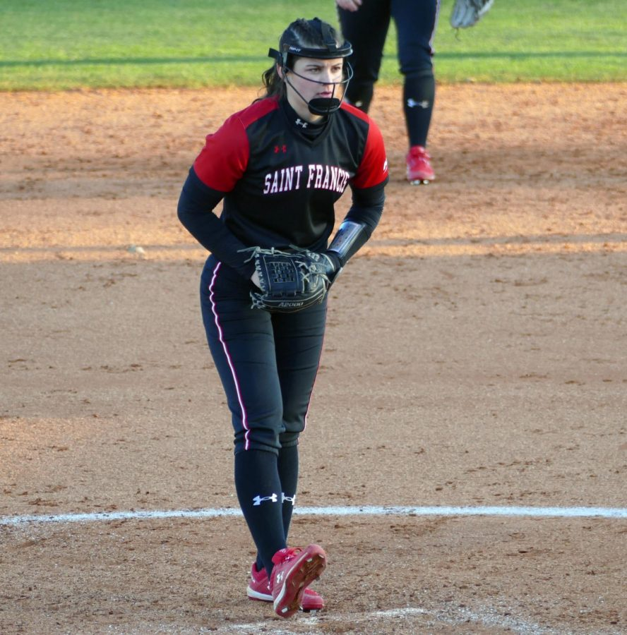 SFU Softball Enjoys Dominating Opening Weekend