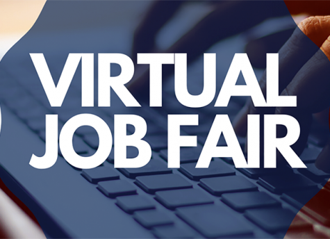 University Co-Sponsoring Virtual Job Fair