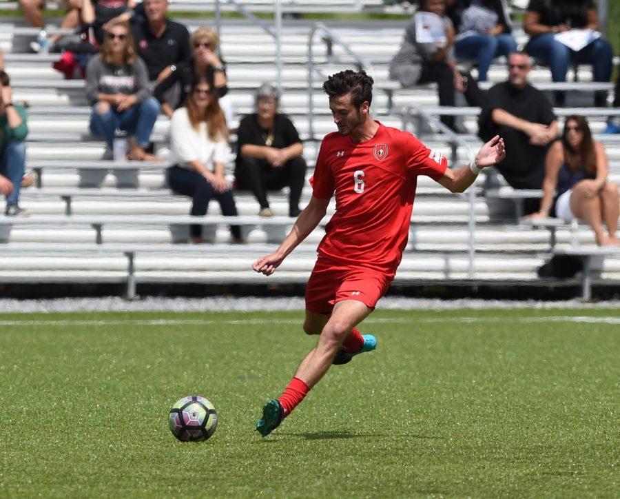 Soccer Alumnus Signs Pro Deal