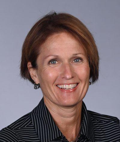 Swope Named Senior Woman Administrator