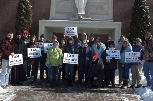 Community marches to make a difference