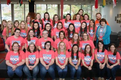 Rock-A-Thon raises money for Gamma Sigma Sigma alumna