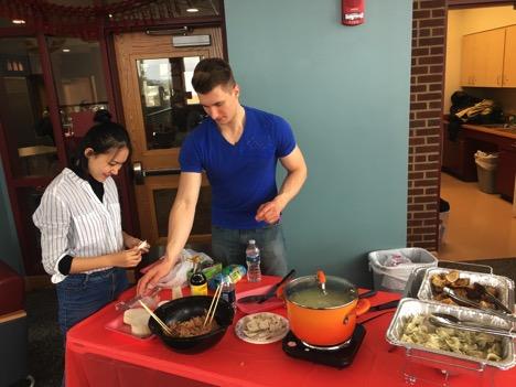 SFU Hosts Chinese New Year Celebration