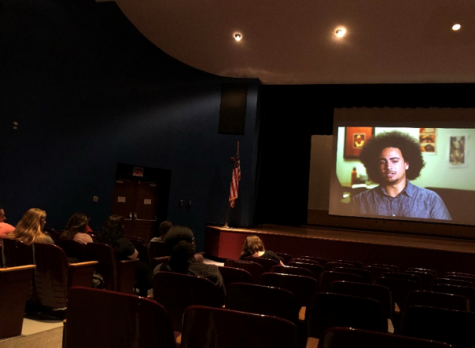 Counseling Center hosts screening as part of Suicide Awareness Month