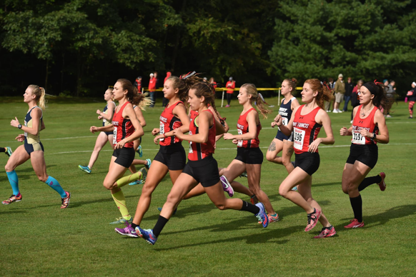 Red Flash Men's, Women's Cross Country Teams finish runner-up at NEC