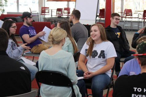 Rock-A-Thon raises money for Gamma Sigma Sigma alumna