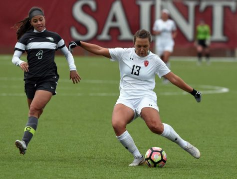 Women's Soccer seeks third straight NEC Championship