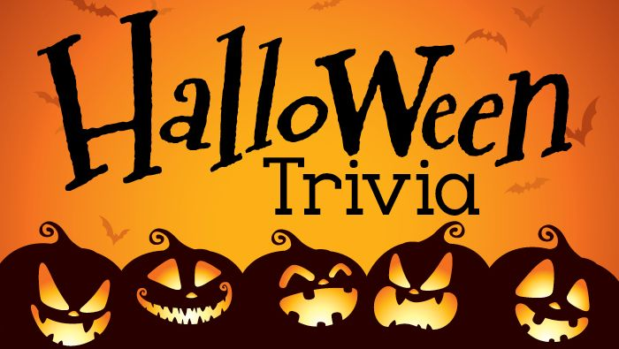 Halloween Trivia 2020 Class of 2020 hosts Halloween Trivia Night – Troubadour