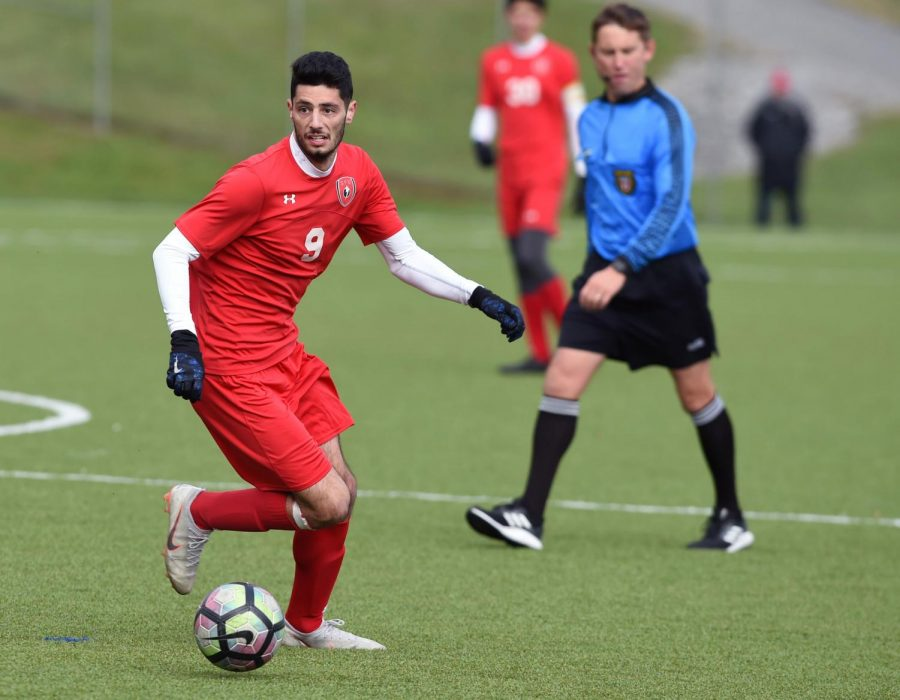 Men's Soccer seeded second entering NEC Playoffs
