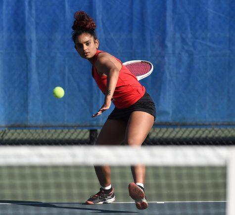 Lisa Swope named interim head Women's Tennis Coach