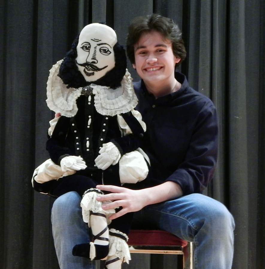 SFU+hosts+Shakespeare+Competition