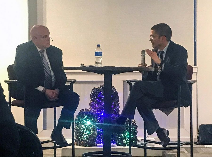 Alumnus discusses ethical issues in Tech Age