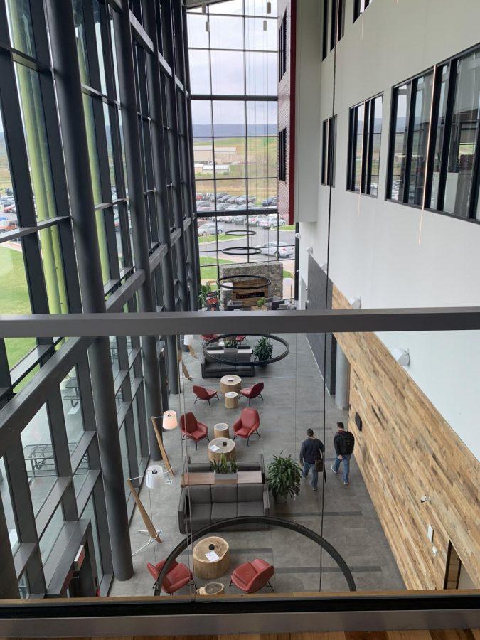 Business students visit Sheetz headquarters