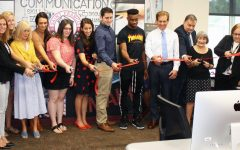 Zanzuccki Media Center Dedicated at Ribbon-Cutting Event