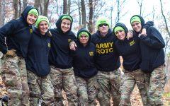 ROTC Cadets Help Make Races for Veterans a Success