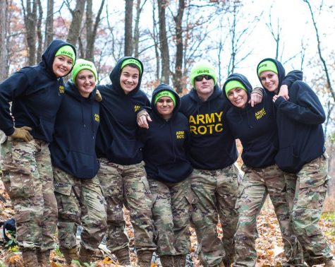 ROTC Cadets Help Make Races for Veterans a Success