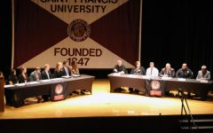SGA Hosts Town Hall Meeting