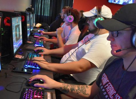 ESports Team Plans Outreach Activities to Gamers