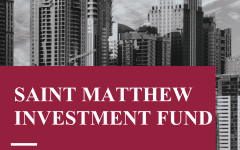 Investment Club Enjoys Success with Saint Matthew Fund
