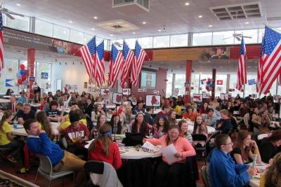 University Cancels Mock Convention
