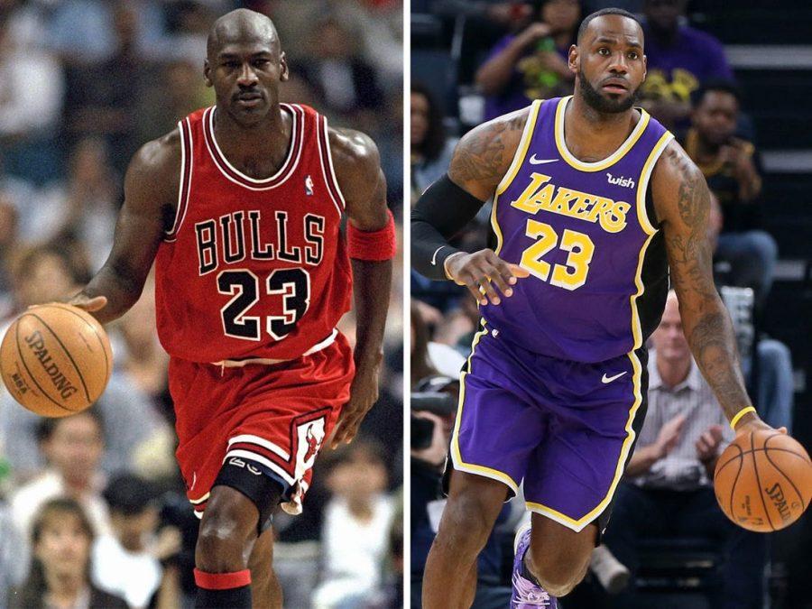 Decision 2020: LeBron or MJ?