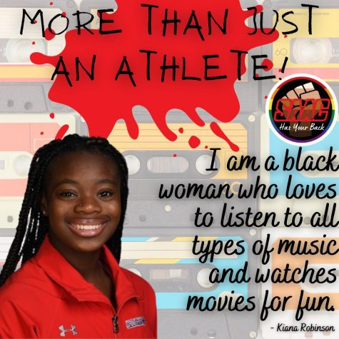 "SFU Participates in ""More-Than-Just-An-Athlete"" Campaign"