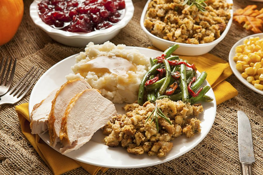 Students Weigh in on Favorite Thanksgiving Foods