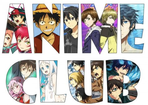 Anime Anonymous Club Offers Opportunity for Fans