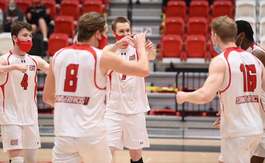 Volleyball to Host First Round of EIVA Playoffs