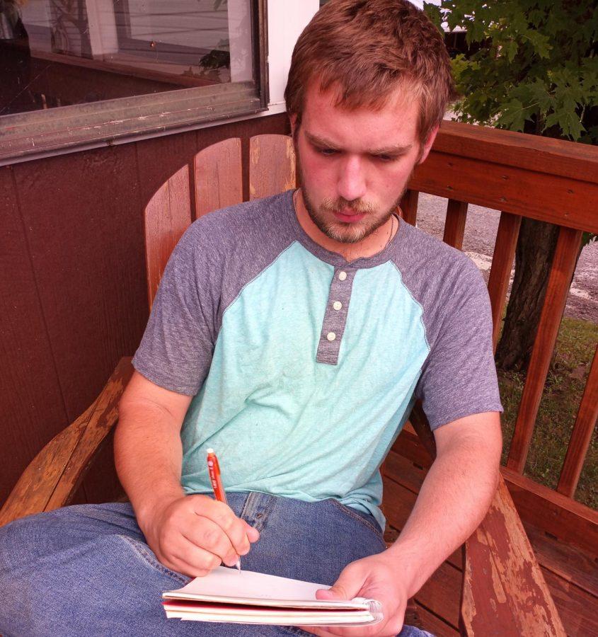 Scott Riner Named Editor of Troubadour