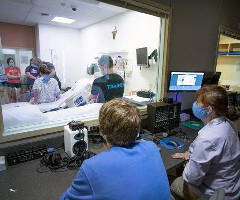 University Celebrates Healthcare Simulation Week