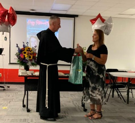 Margie McHenry Retires After 29 Years of Service in Athletics Department