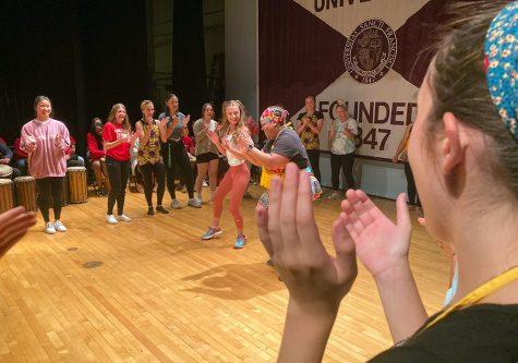 University Celebrates Cultural Diversity During Solidarity Festival