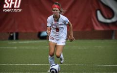 Women's Soccer Drops Robert Morris, 3-1