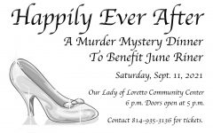 Student Writes and Directs Benefit Murder Mystery