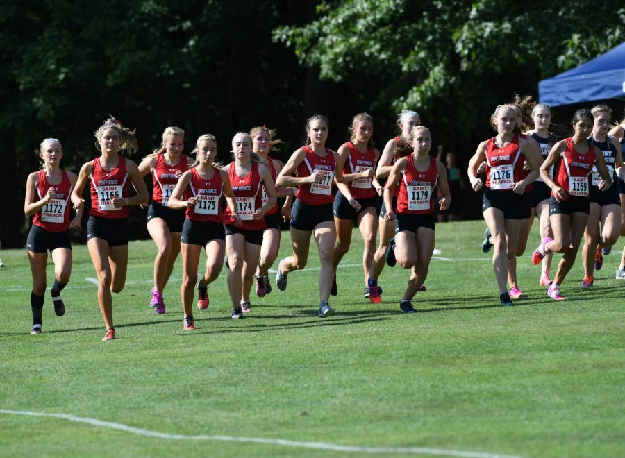 Cross+Country+Teams+Open+Season+at+Yinzer+Classic+in+Pittsburgh