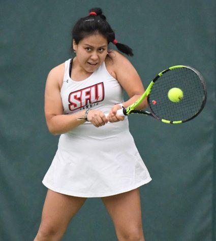 Women's Tennis Performs Well in West Virginia